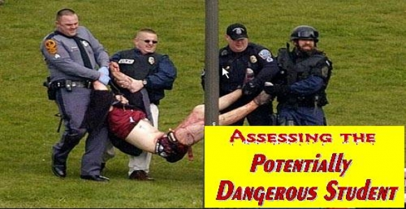 Assessing the Potentially Dangerous Student Trg