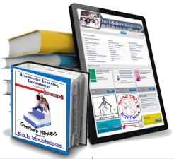 Training Material, Tests & Webinars