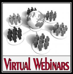 Virtual Trainings & Webinars