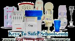 Keys' Drug Test Items