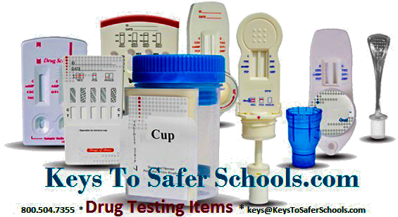 Keys' Drug Test Items
