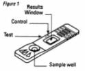 Single Tobacco/Nicotine Drug Test Cassette