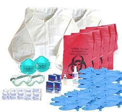 School Ebola Protection Kit Module - 2 Person