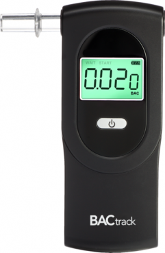 BAC Alcohol Breathalyzer
