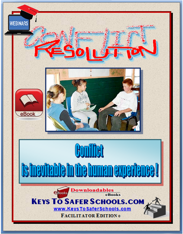 Conflict Resolution eBook Guide & Online Virtual Training Course