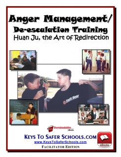 Anger Management/De-escalation Facilitator downloadable eBook
