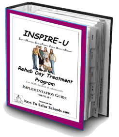 INSPIRE-U Therapuetic Day Treatment Guide - Trainer Edition