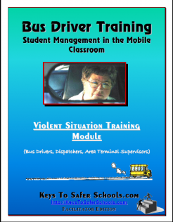 Bus Driver Training: Facilitator