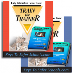 Bus Driver Trainer Packet