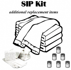 SIP Kit relacement items
