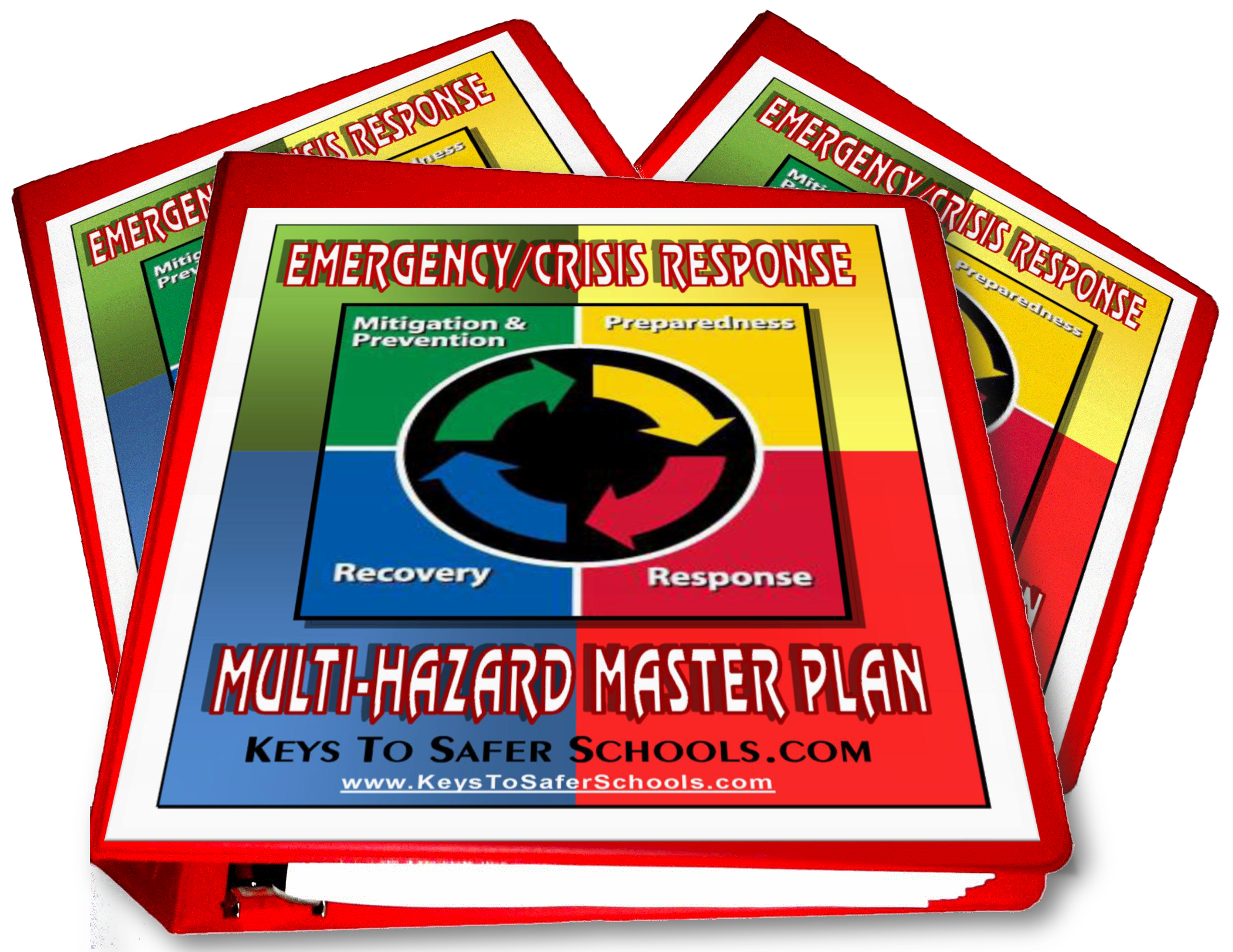 Keys to safer schools product store multi hazard crisis for Emergency operation plan template